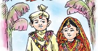 बालविवाह रोकथाममा सक्रिय हुँदै म्याग्दीका किशोरी