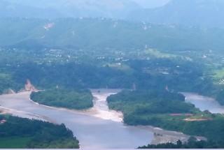 कात्तिके स्नानका लागि कालीगण्डकी नदीमा दैनिक भीड