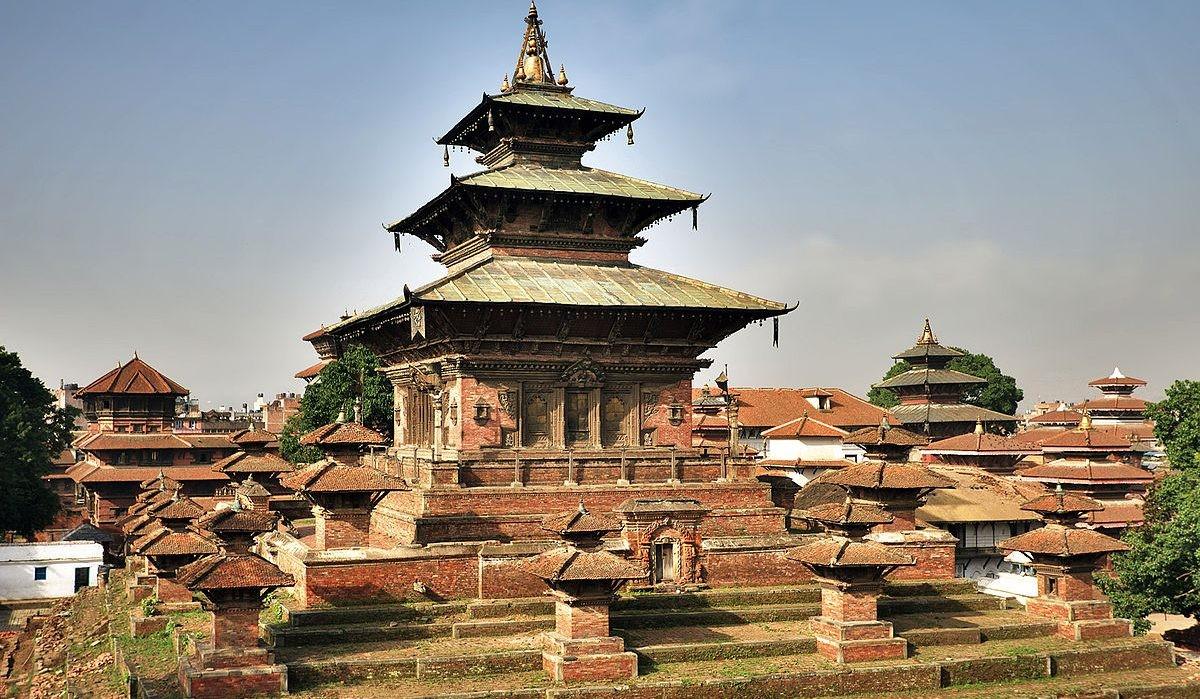 तलेजु भवानी मन्दिर आजमात्र खुल्ने