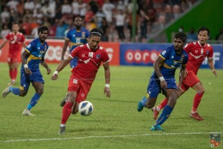 साफ च्याम्पियनसिप फुटबल: नेपालद्वारा श्रीलङ्का पराजित